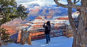 What's the Weather Like at Grand Canyon?