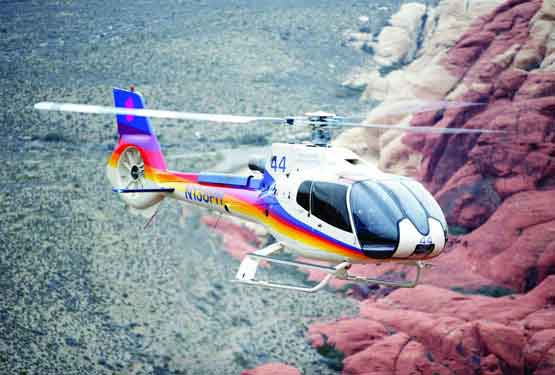 Air & Helicopter Tours