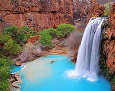 Escape to Havasupai Falls