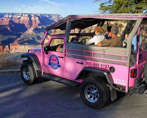 Tours from Sedona