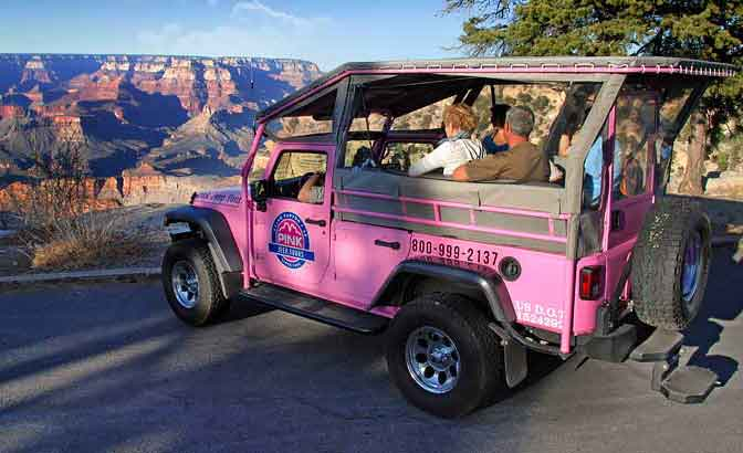 Tours by Bus, Van, Jeep & Hummers