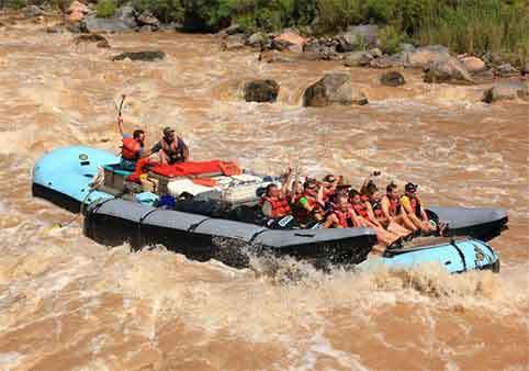 Colorado River & Trail Expeditions Grand Canyon Rafting